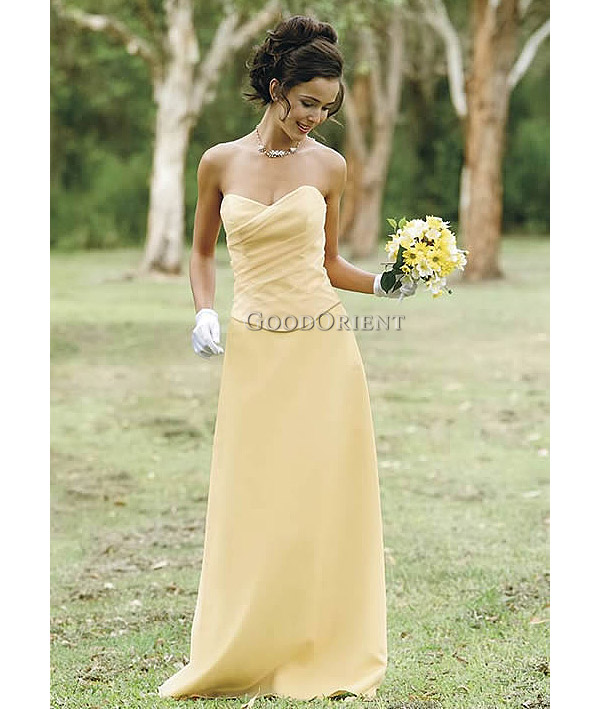 celebrity Gossip: Light Yellow Prom Dresses