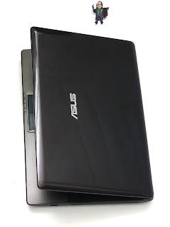 Laptop ASUS X44H Core i3 Bekas Di Malang