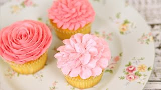Amazing Buttercream Flower Cupcakes – CAKE STYLE