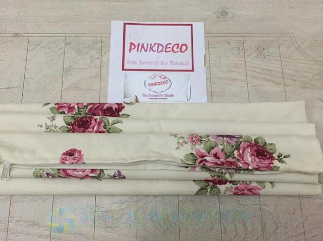 Pinkdeco Özel Ev Tekstil Ürünleri Sponsor