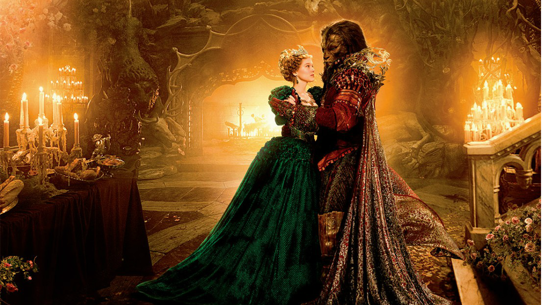 Beauty and the Beast 2014, Movie Poster