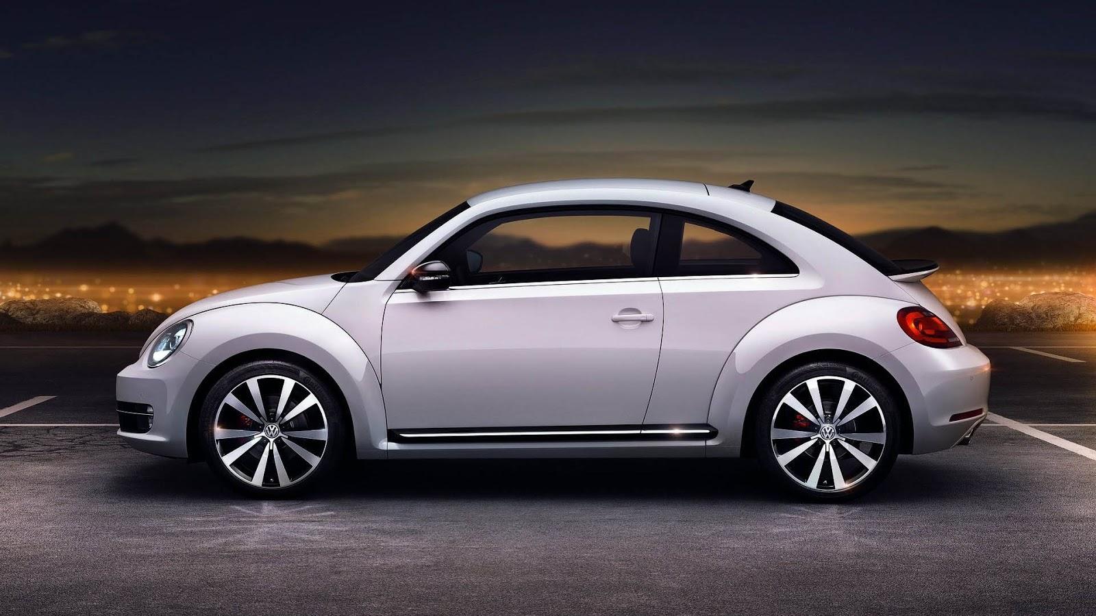 Punch Buggy Car >> Cars Cool Week: volkswagen new beetle 2012