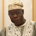 Obasanjo admits Buhari's Administration has been slow, also speaks on Biafra
