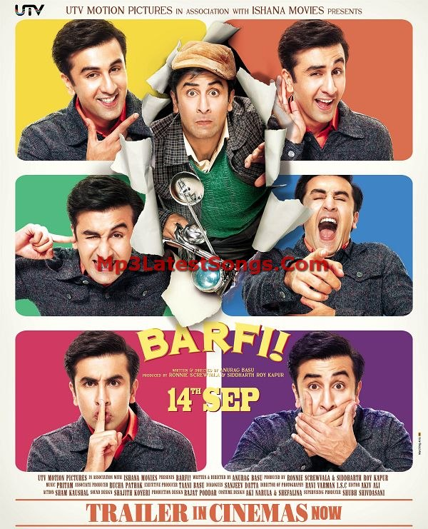 Main Woh Duniya Hoon Mp3 Songspk: Hindi Songs: Barfi Songs Pk