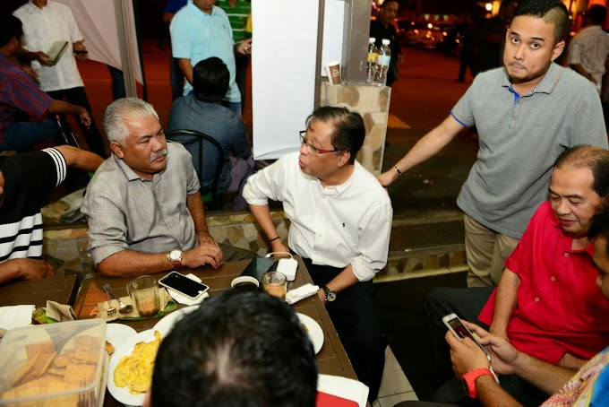 Pendekatan Ismail Sabri Bersama Pengundi Bera Di Kuala Lumpur Menampakkan Petanda Positif @IsmailSabri60
