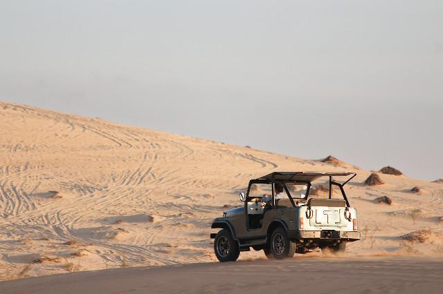 white dunes di vietnam