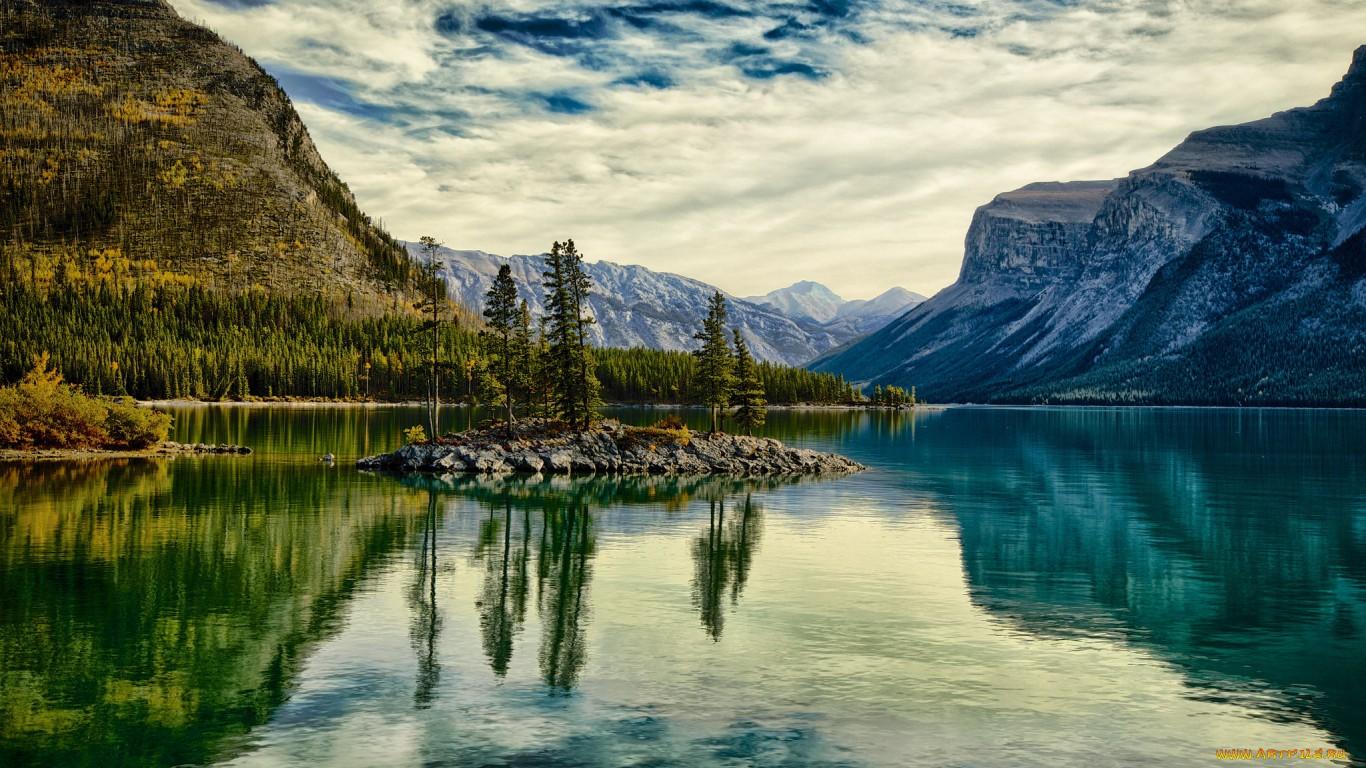 Hình nền máy tính phong cảnh thiên nhiên đẹp kích thước lớn
