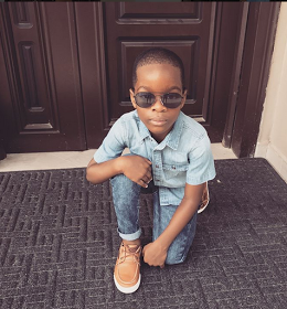 Wizkid's First Babymama Releases New Photos Of Her Son To Mark 'mother's Day2