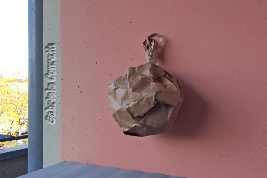 gabriele s conga crafts blog wespennest imitat gegen. Black Bedroom Furniture Sets. Home Design Ideas