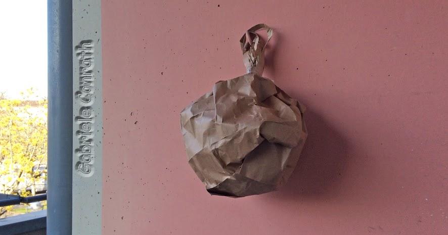 Gabriele´s Conga-Crafts Blog ...: Wespennest-Imitat Gegen