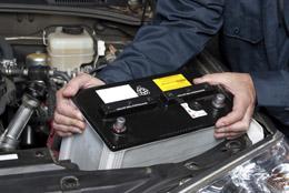 changer de batterie de voiture