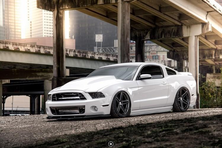 Mustang V6 turbo 620whp 3
