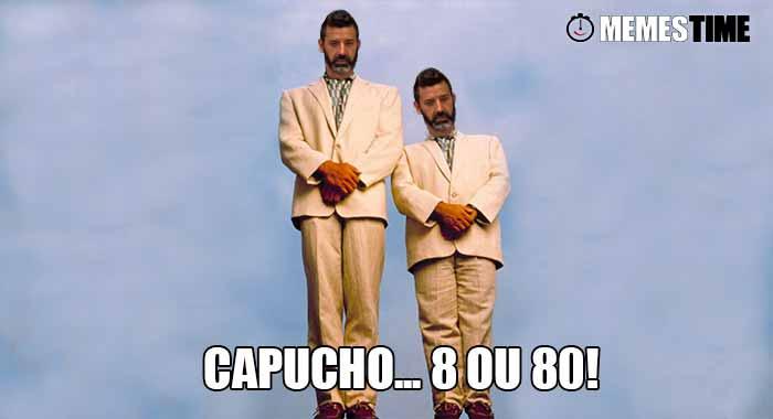 Memes Time… da bola que rola e faz rir - Nuno Capucho Treinador do Rio Ave Ganha ao Sporting e perde no jogo seguinte frente ao Paços de Ferreira – Capucho… 8 ou 8