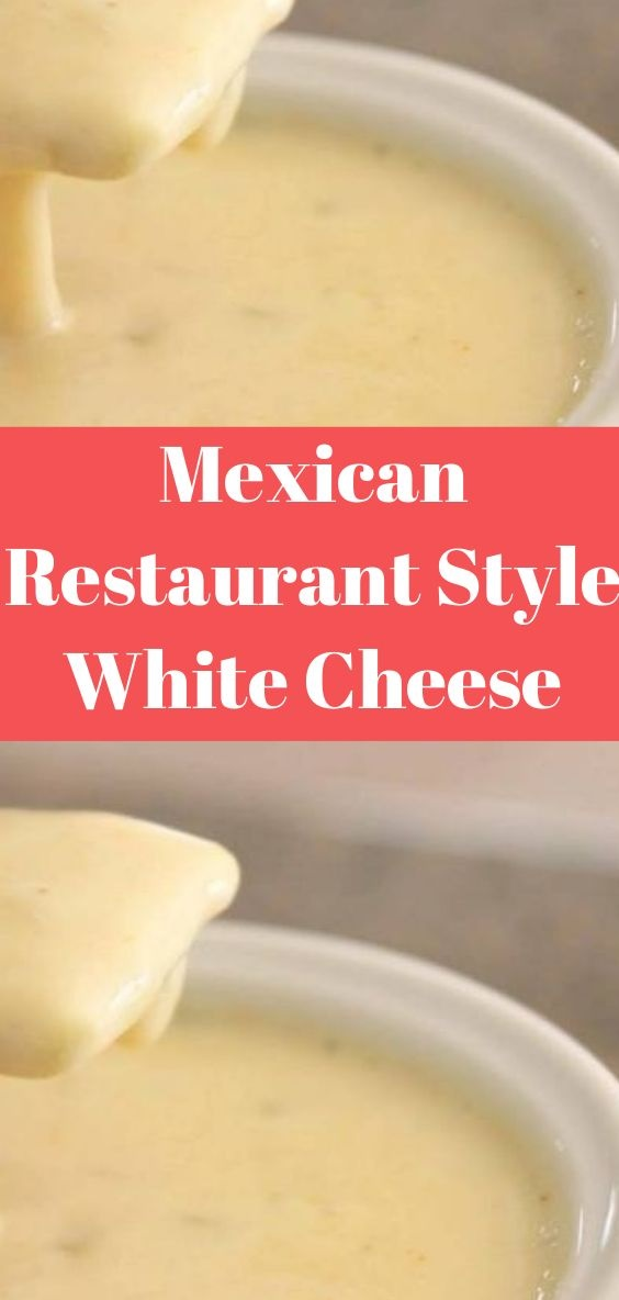 Mexican Restaurant Style White Cheese