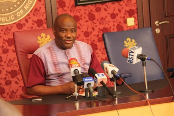"""""""Buhari's Government Is Worse Than The Military Era""""- Governor Wike"""