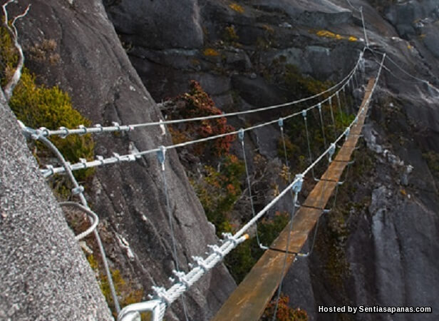 Jambatan Gantung Gunung Kinabalu