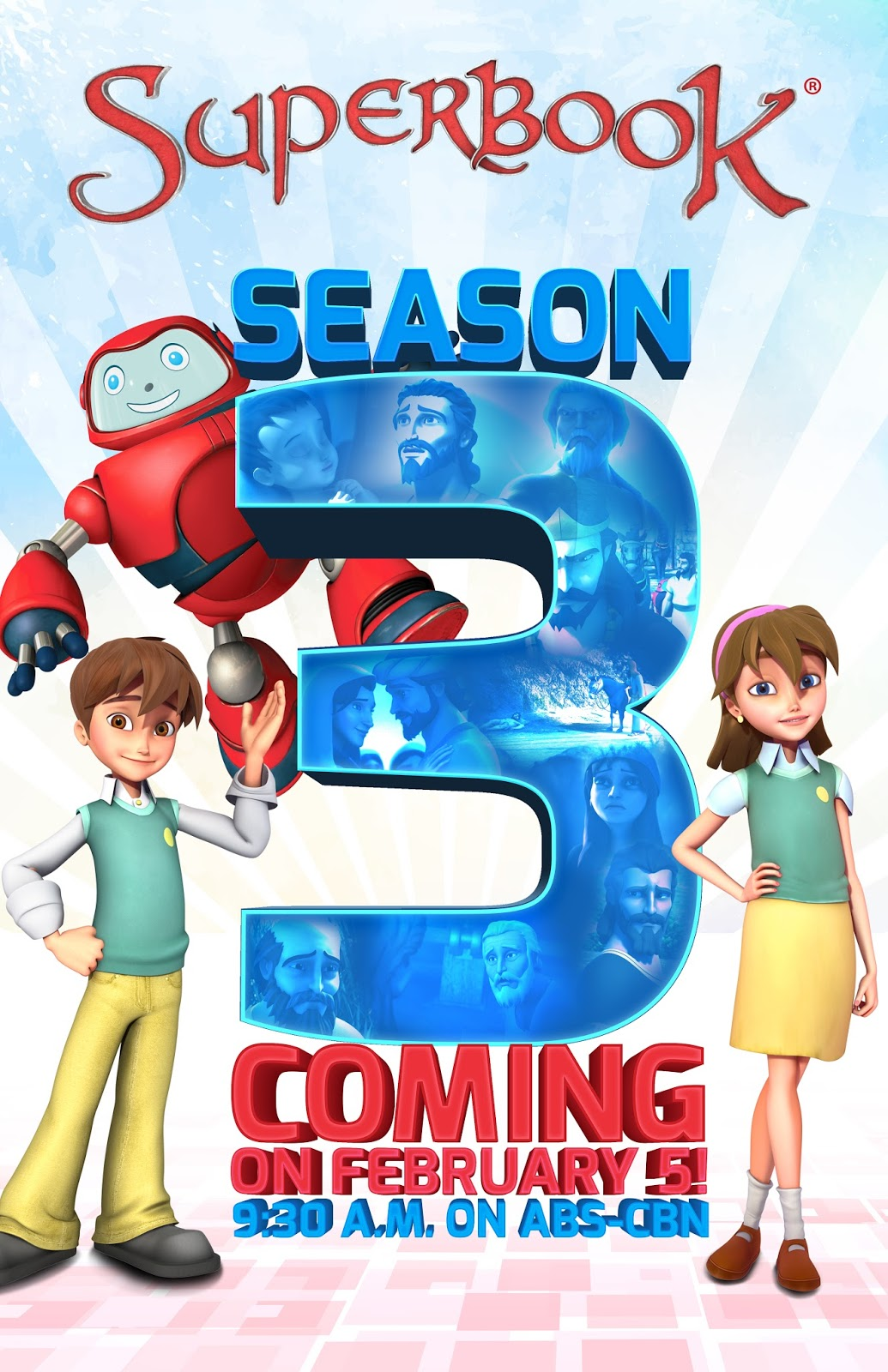 cbn asia launched superbook season 3 wazzup pilipinas news and