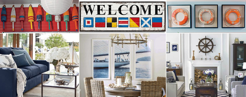 Nautical Decor Ideas Interior Design Elements Coastal Decor Ideas Interior Design Diy Shopping