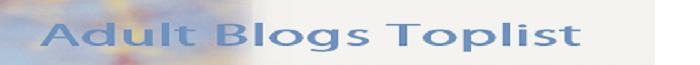 Adult Blogs Toplist