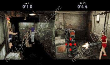 Resident Evil - The Missions 3D