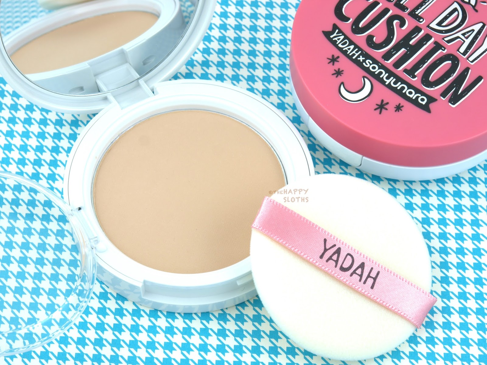 "Yadah Air Powder Pact in ""21 Natural Beige"""