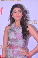 Pranitha Subash in lovely Flower Print Sleeveless Short dress ~  Exclusive 090.JPG