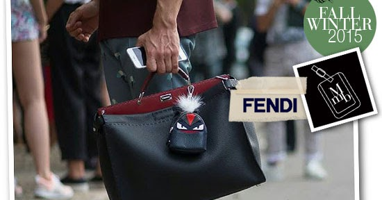 8c56426242 myMANybags  Fendi Fall Winter 2015 Mens Peekaboo (New smaller size now  available!)
