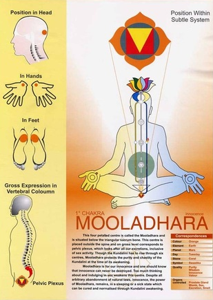 How to Awaken Muladhara Energy Center