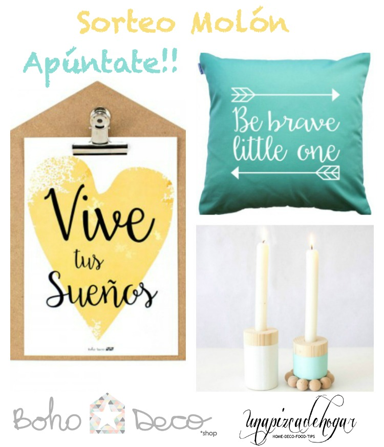 Sorteo Boho Deco Shop