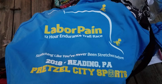 Labor Pain 2018- mud and other adventures