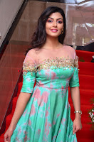 Anisha Ambrose sizzles in cute Green Anarkali Dress at Fashion TV F Club Saloon Launch ~  Exclusive 007.JPG