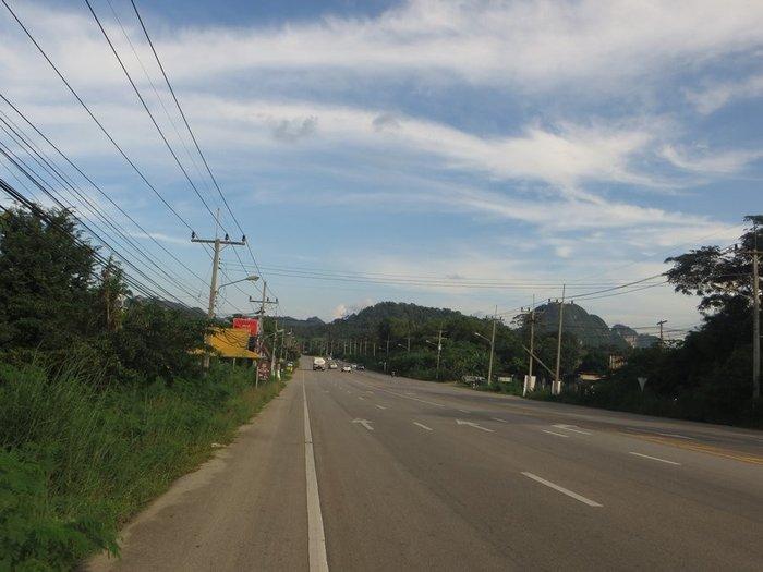 Дорога на Самуи