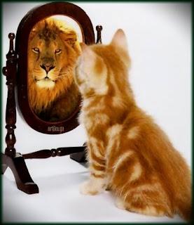 Lihatlah Dengan Indah Cermin Hati Kehidupan