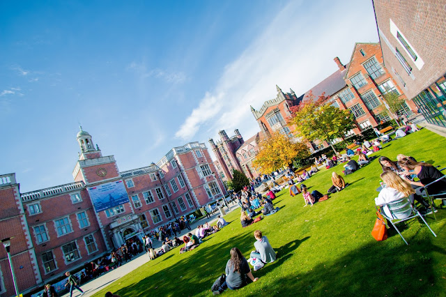 Newcastle University ranked among UK's best for student satisfaction