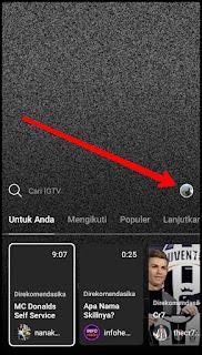 Cara Menghapus Video di IGTV dari Channel Kita Sendiri 2