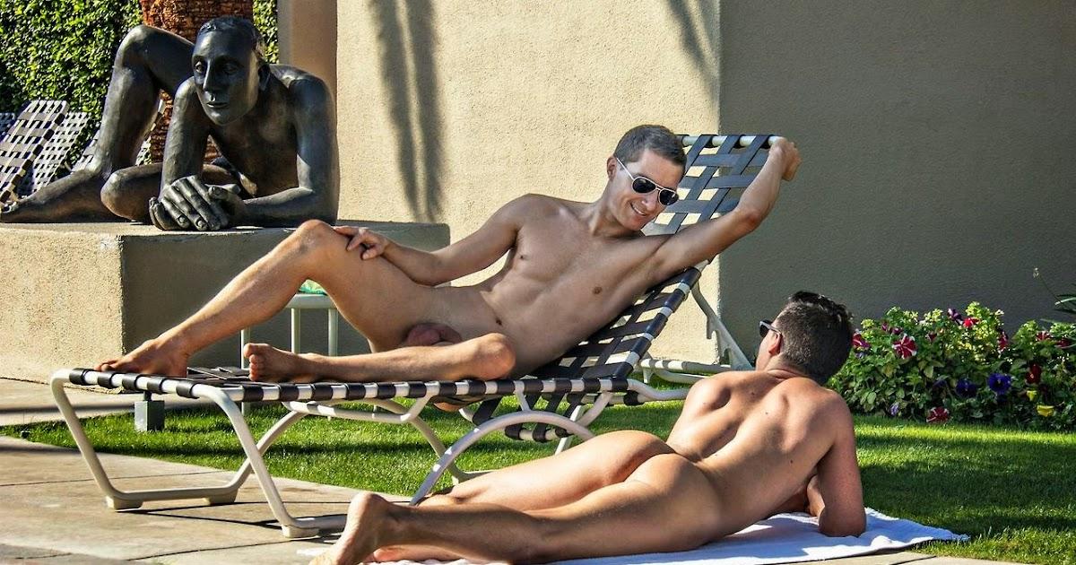 Palm springs gay club