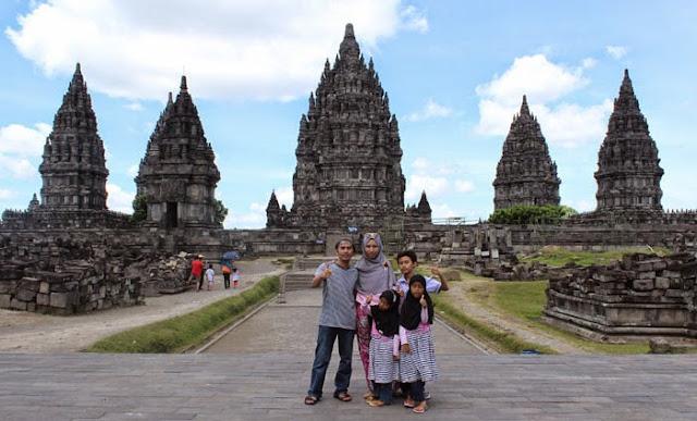 Situs Warisan dan Cagar Budaya Candi Prambanan