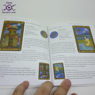 The Golden Tarot (CICO Books) - Book