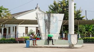 Bucket challenge Sao Tome