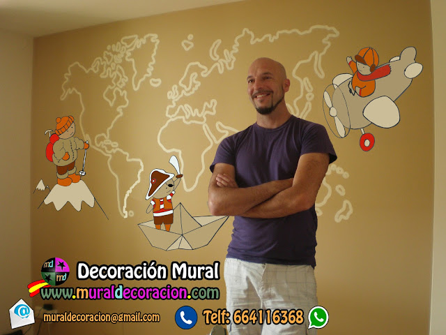 madrid_decoracion_murales_infantiles