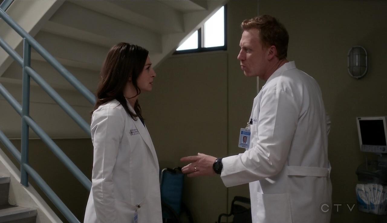Grey's Anatomy 13x17