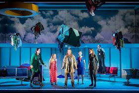 Jonathan Dove's Flight opening the new Royal Academy of Music theatre (Photo Robert Workman)