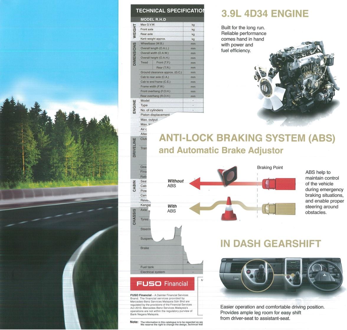 Kết quả hình ảnh cho anti-lock braking system in canter