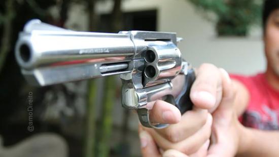 Homem é ameaçado de morte pelo irmão com uma arma em Cacoal
