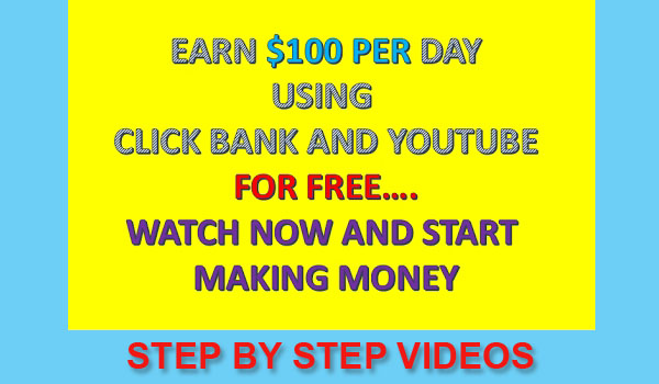 100 USD From ClickBank Affiliate Program
