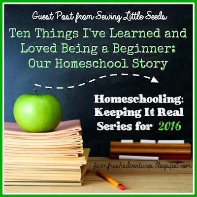 10 Things I've Learned and Loved Being a New Homeschooling Parent: Homeschooling Keeping It Real Series Part 3