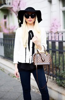 Chanel inspired blazer Zara