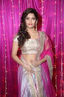 Ritika Sing in Golden Pink Choli Ghagra Cute Actress Ritika Sing ~  019.JPG