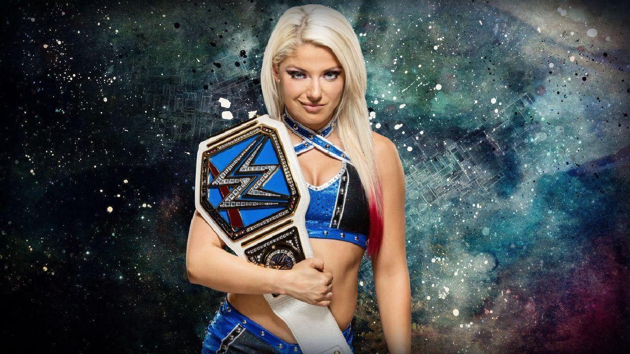 55 Alexa Bliss Wallpapers Wallpapercarax