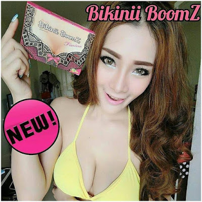 Bikini Boomz  Supplement Pembesar Payudara